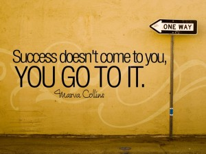 One of Dr. Ofosu's Favourite Quotes on Success