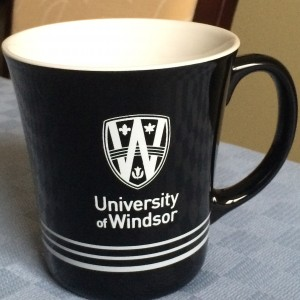uWindsor Mug competence, not flash
