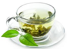 Green Tea for Calm Focus Less Nervous at Interview