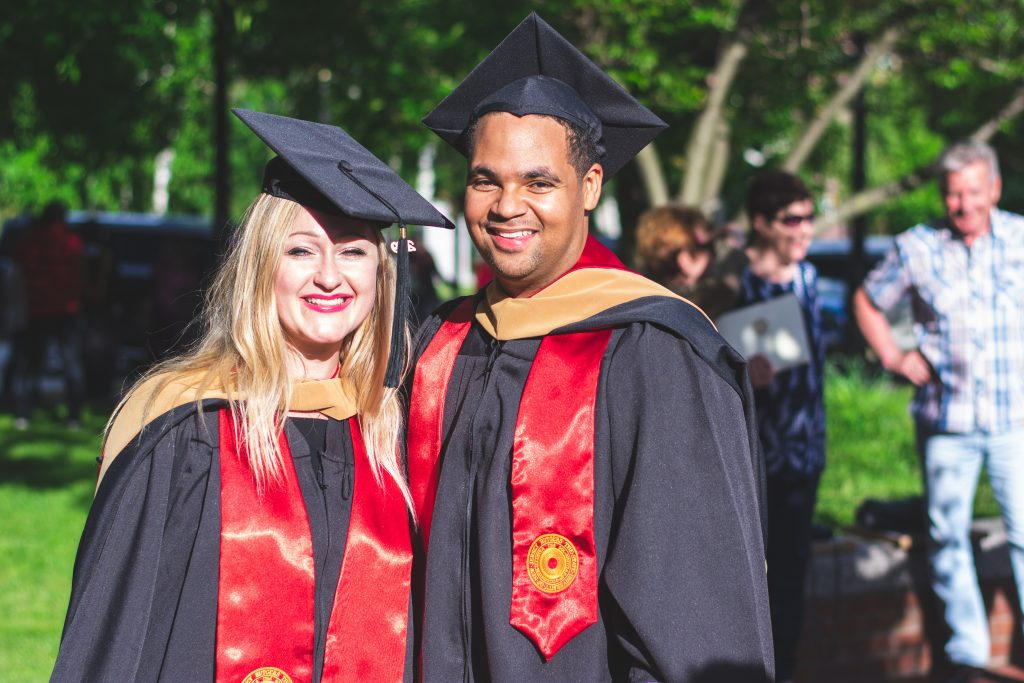 career coaching can be especially valuable after graduation
