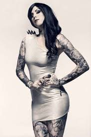 Kat Von D, Tattoo Artist and Entrepreneur