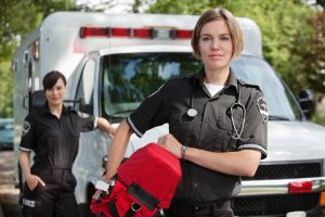 First responders before career transition and career change