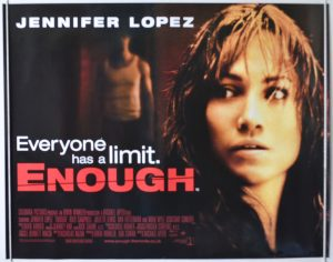 Domestic violence in film - Enough