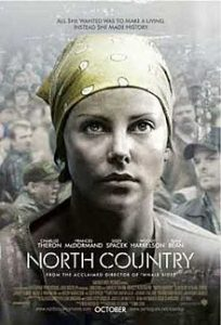 Sexual Harassment in North Country Movie