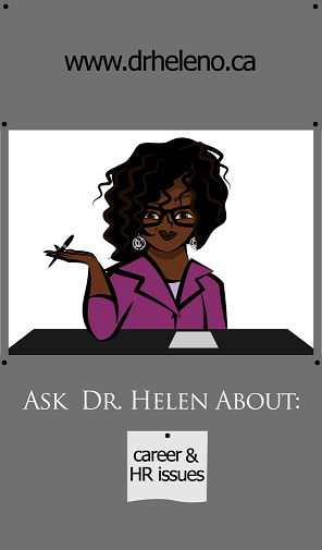 Dr. Helen Ofosu, HR Consultant and Career Coach, I/O Advisory Services