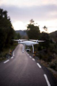 drone replacing human surveillance