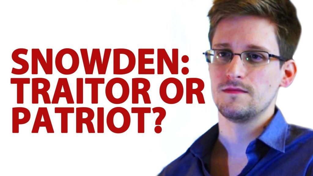 insider threats - snowdon a patriot or traitor