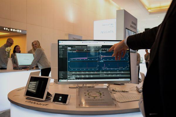 technology saves time and money at JPMorgan