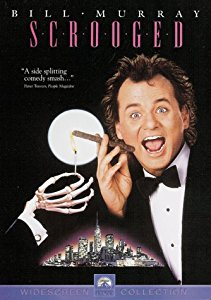 Holiday movie - Scrooged