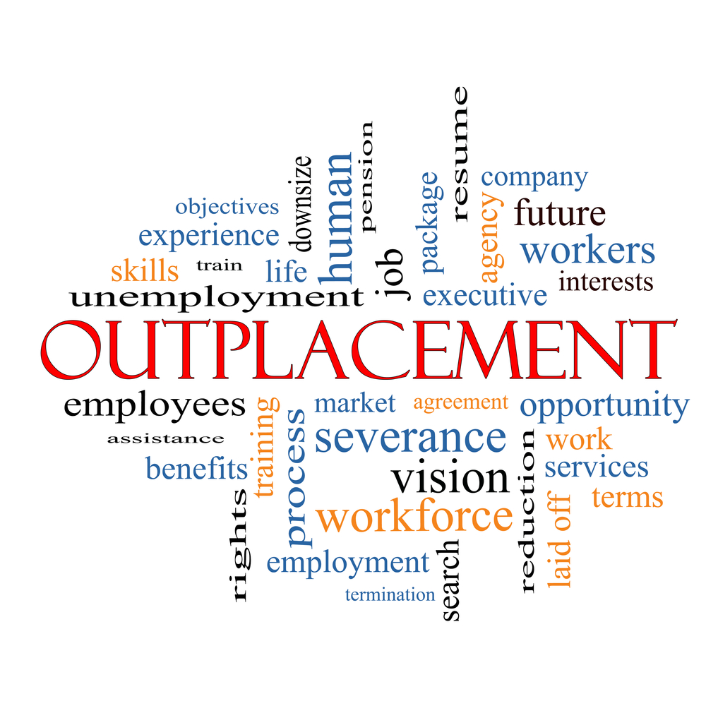 mature workers need outplacement