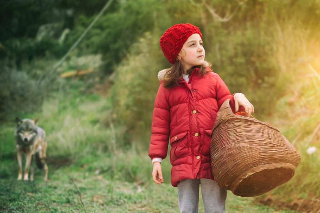 Little Red Riding Hood warns us about corporate psychopaths