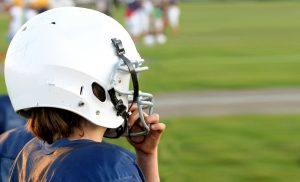 Mothers often need flexibility to get kids to football practice