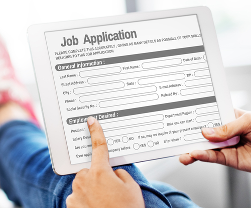 different type of applicant
