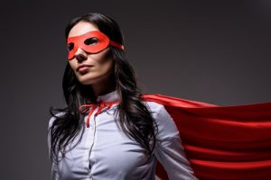 Superwoman syndrome at work