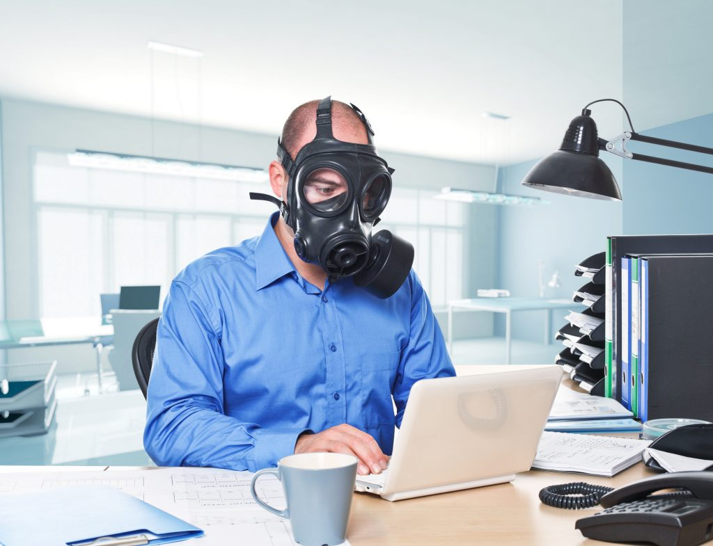coronavirus adds new dimension to toxic workplace