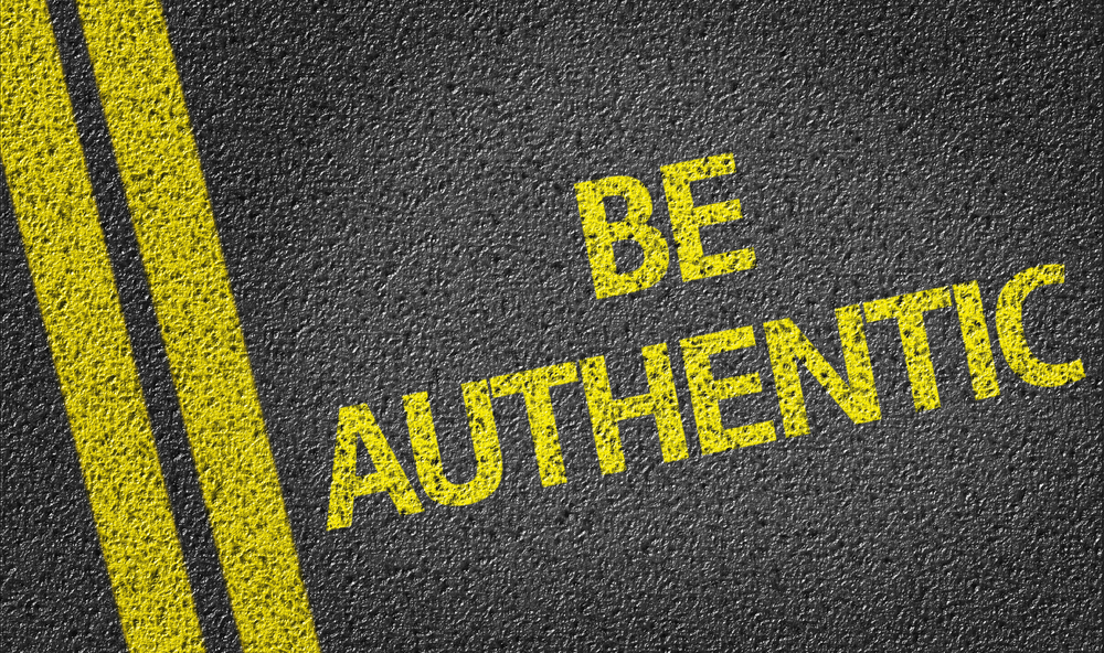 Employees encouraged to be authentic